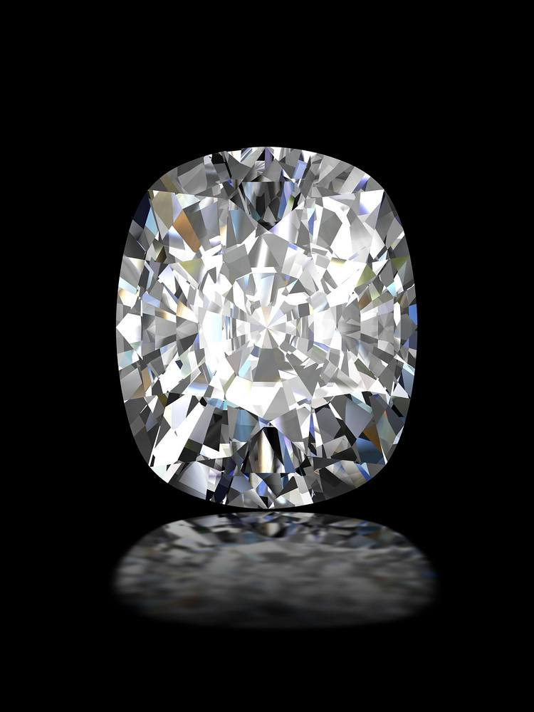 Pillow Cut Diamond