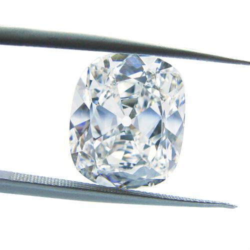pillow cut diamond