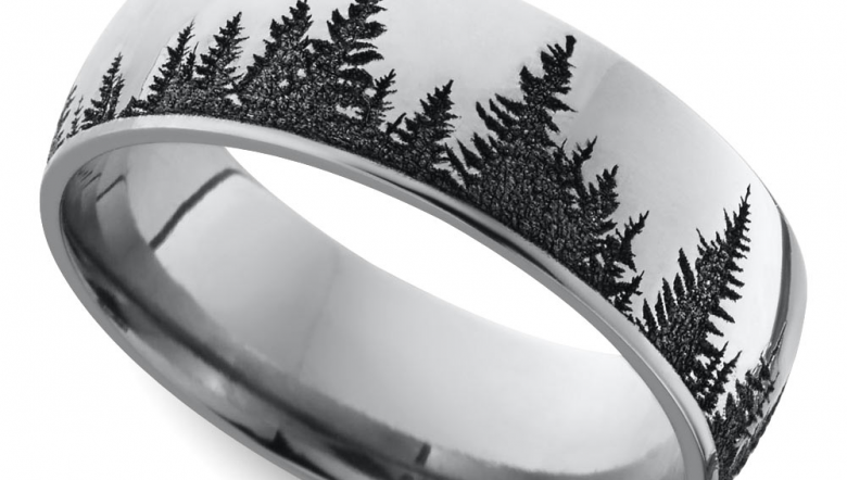 cool mens wedding rings