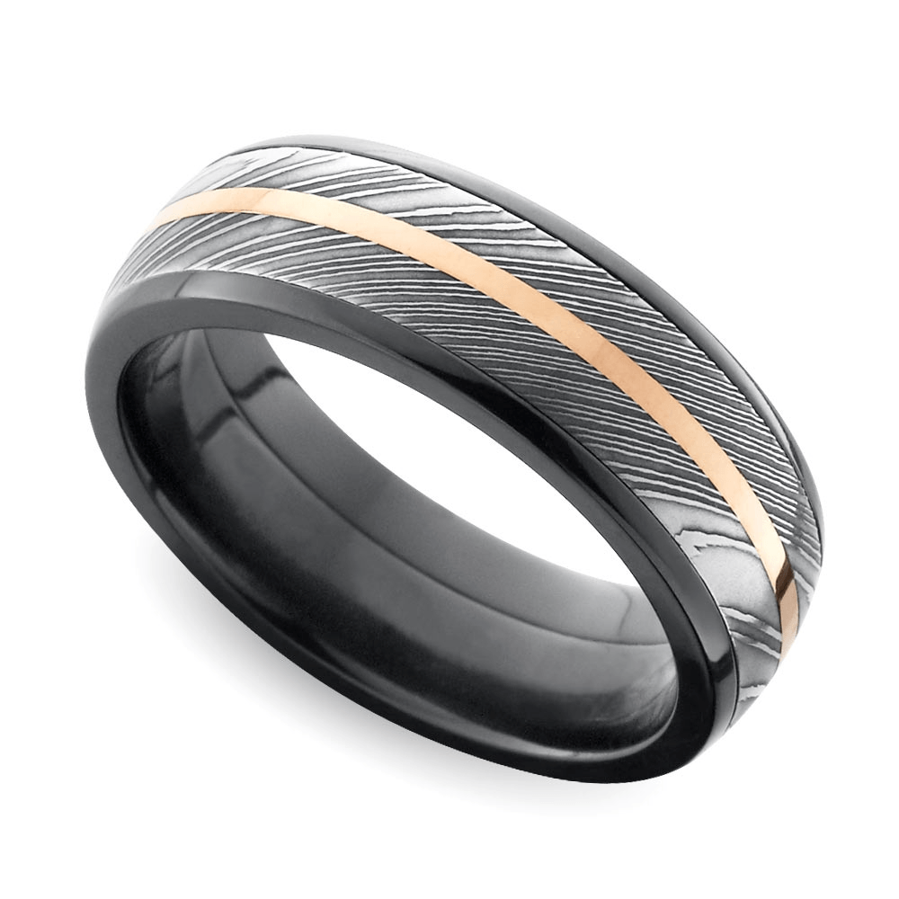 Cool Men S Wedding Rings That Defy Tradition