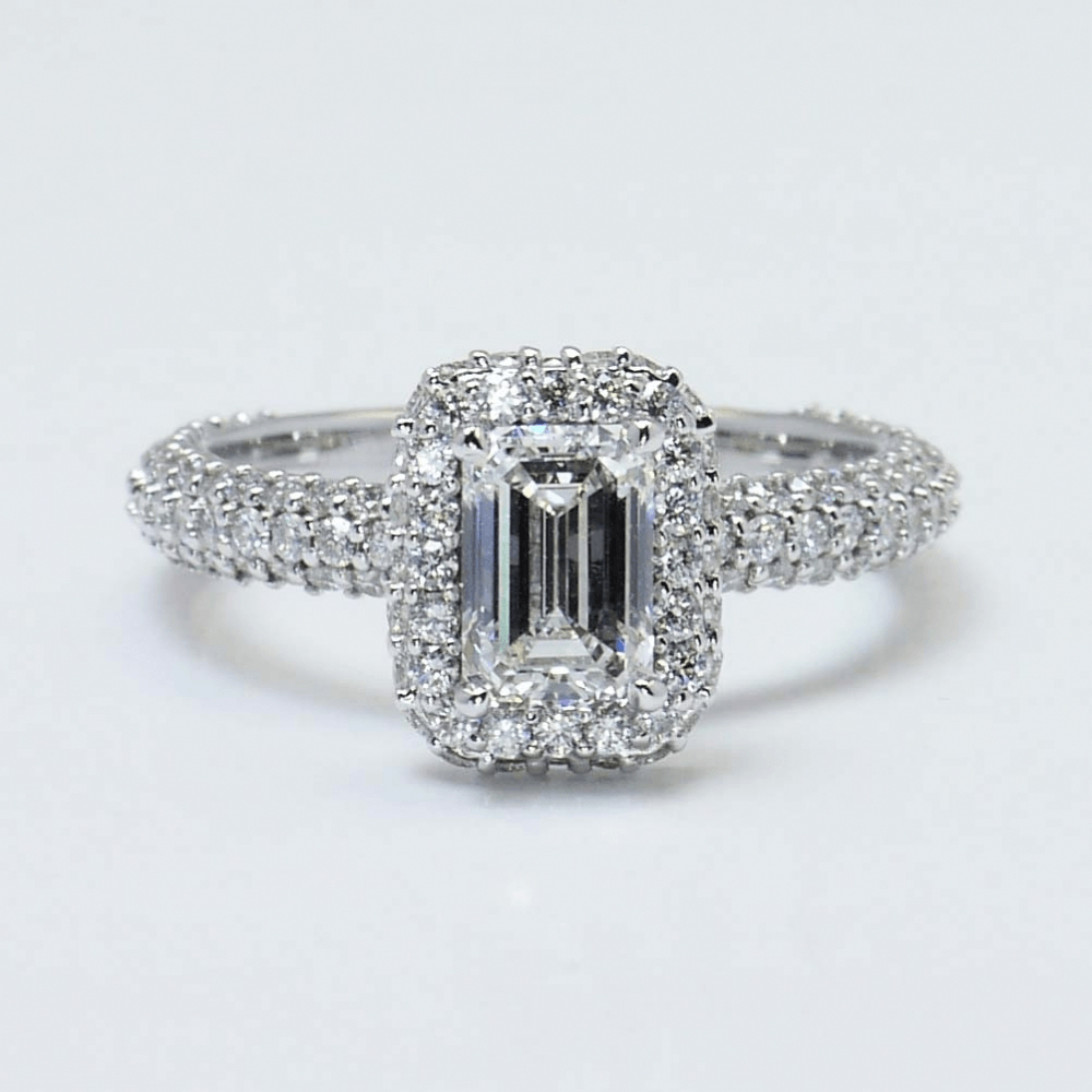 engagement rings vintage
