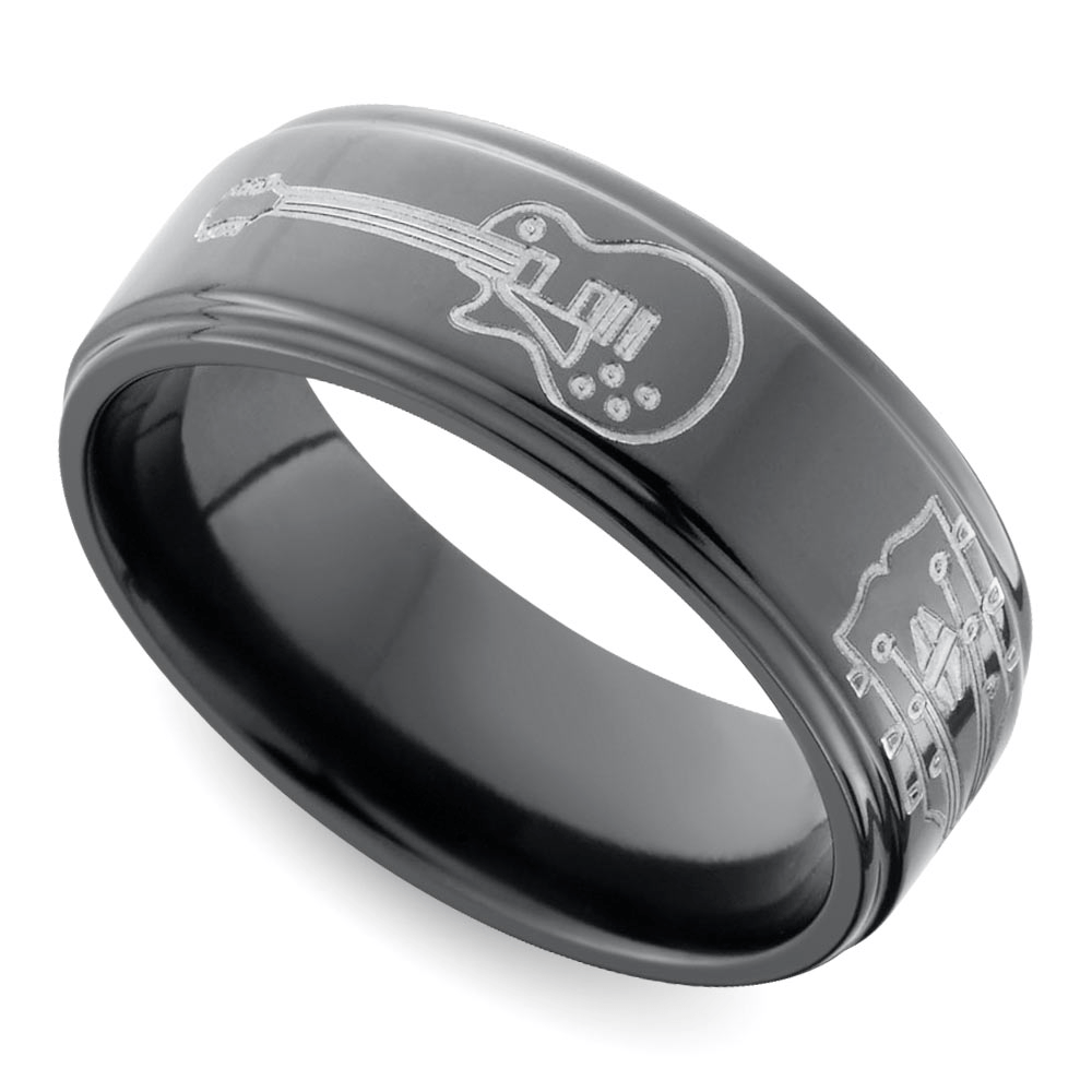 nerdy wedding rings9 - Man Wedding Ring
