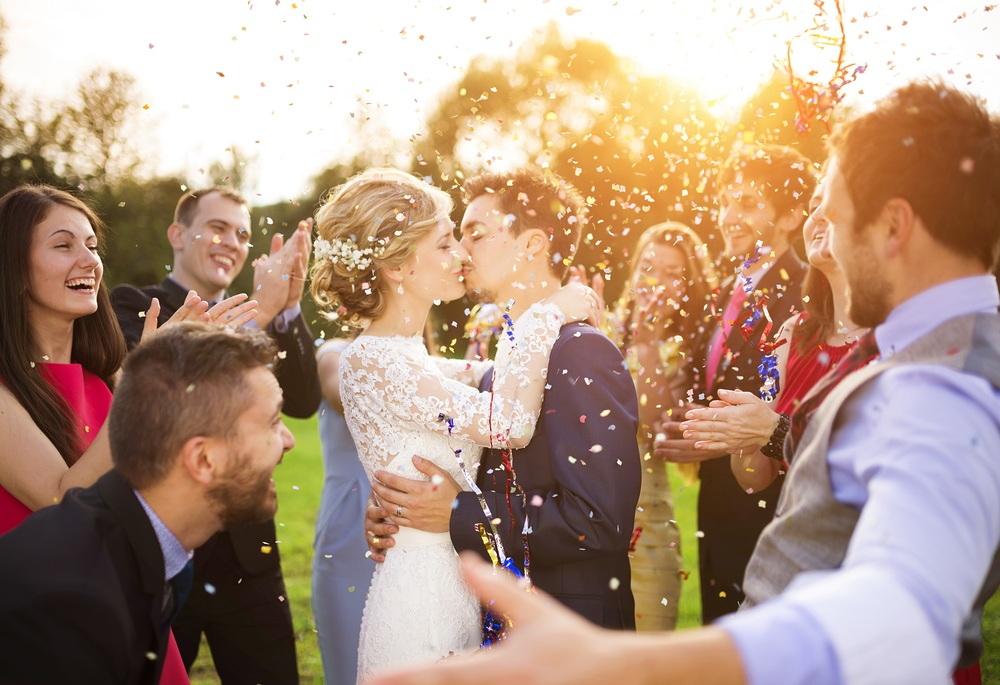 Hottest Wedding Trends for 2016