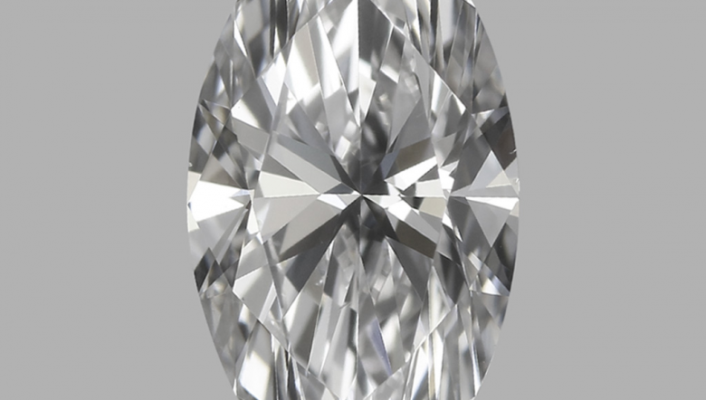 marquise cut loose diamond