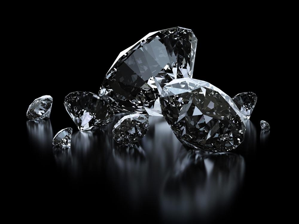 How a Diamond is born