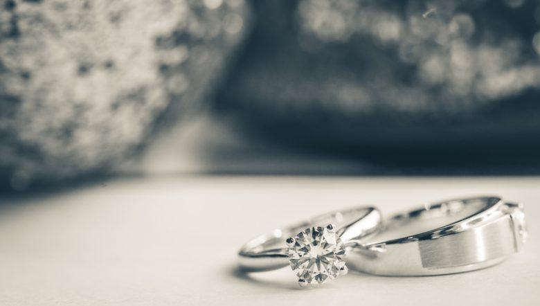engagement rings vs wedding rings