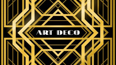 abstract-geometric-pattern-art-deco-style