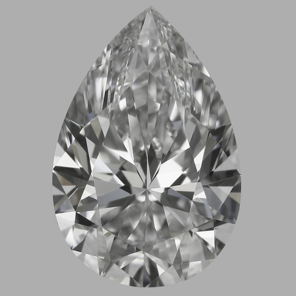 Loose Pear Diamond Dimensions