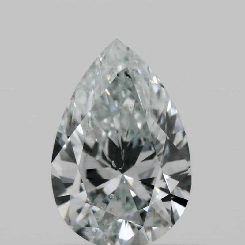 Color and Clarity of a Loose Pear Diamond
