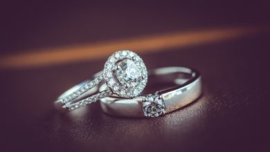 engagement rings with wedding bands