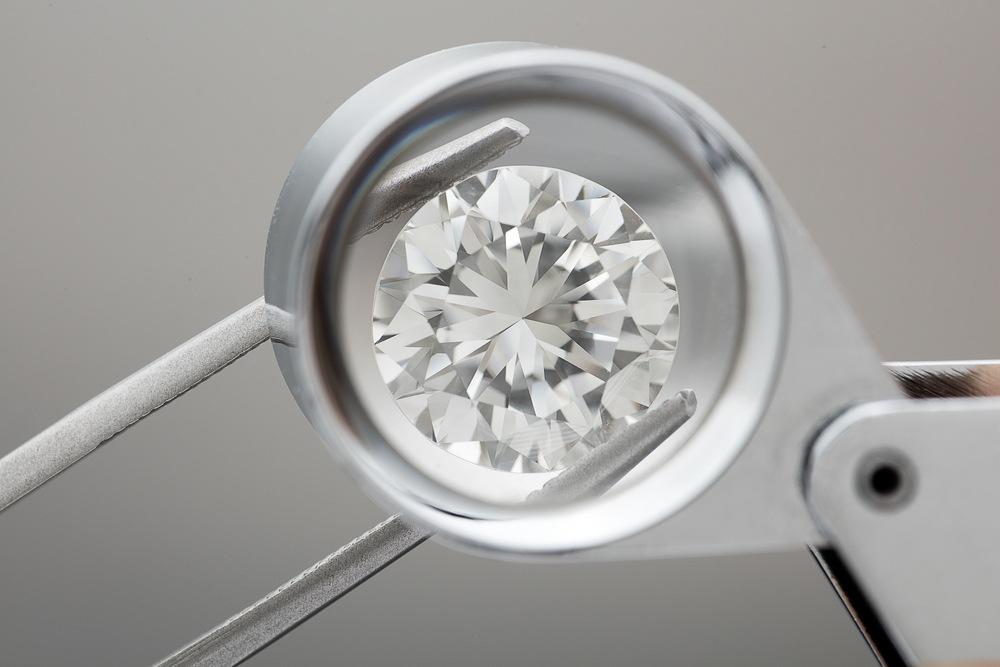 Smaller Diamond Look Bigger