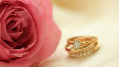 what is a rose cut diamond ring