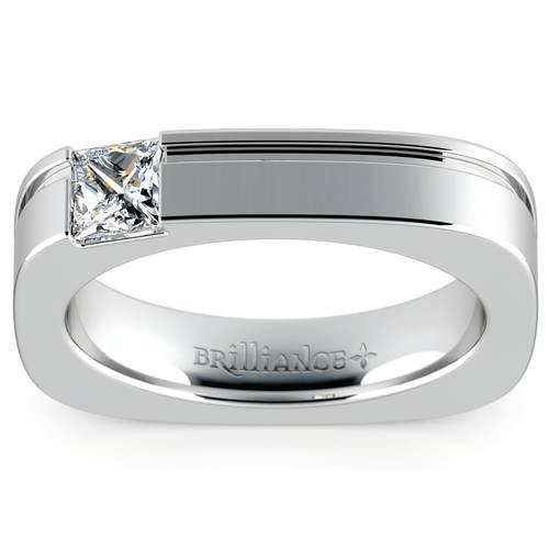 Achilles Princess Solitaire Mangagement™ Ring