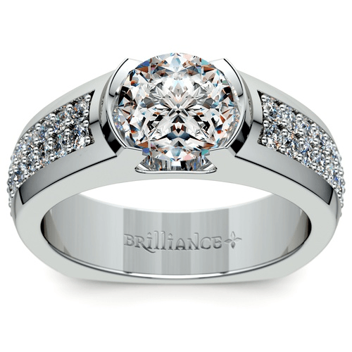 Eros Diamond Mangagement™ Ring