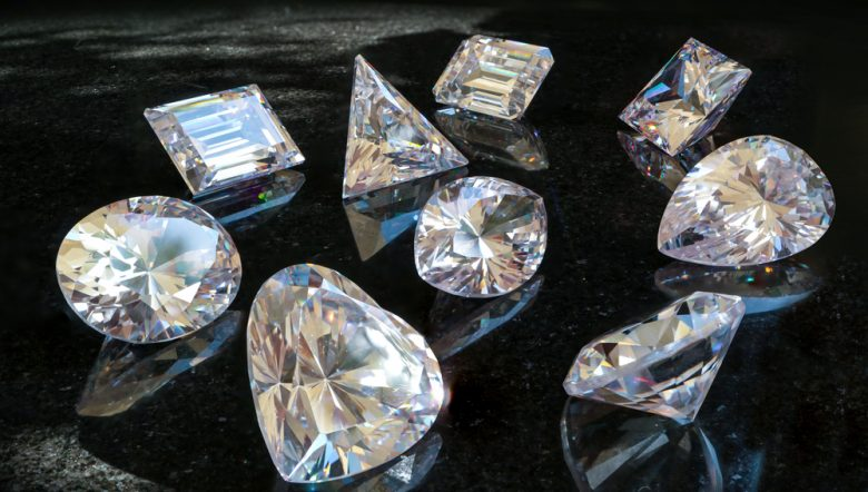 diamond cut types