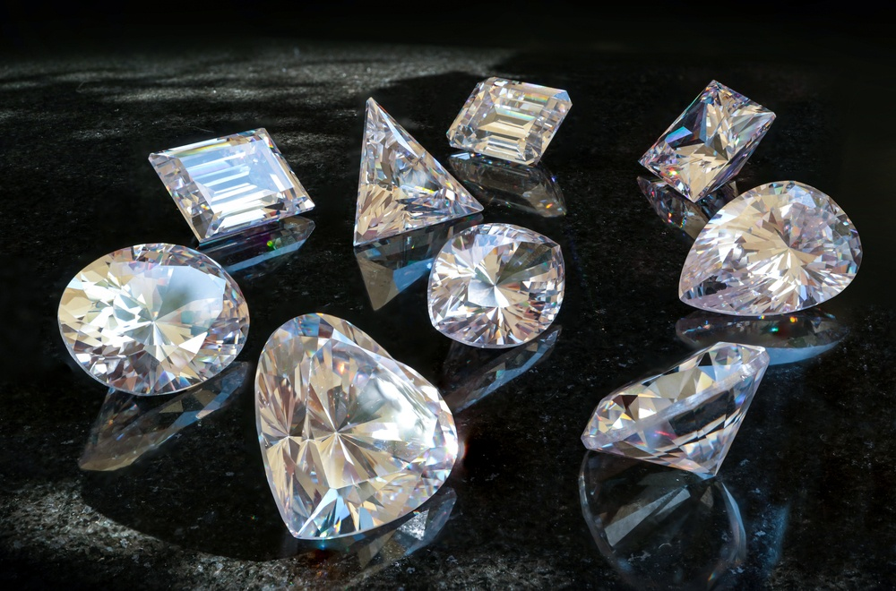 Popular Diamond Cut Types