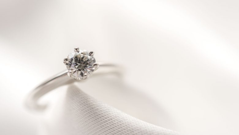 The Most Affordable Diamond Engagement Rings May Not be Diamonds