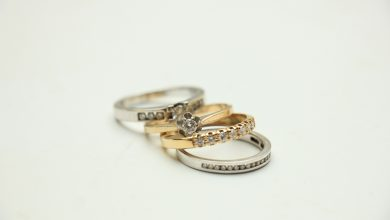 promise ring vintage