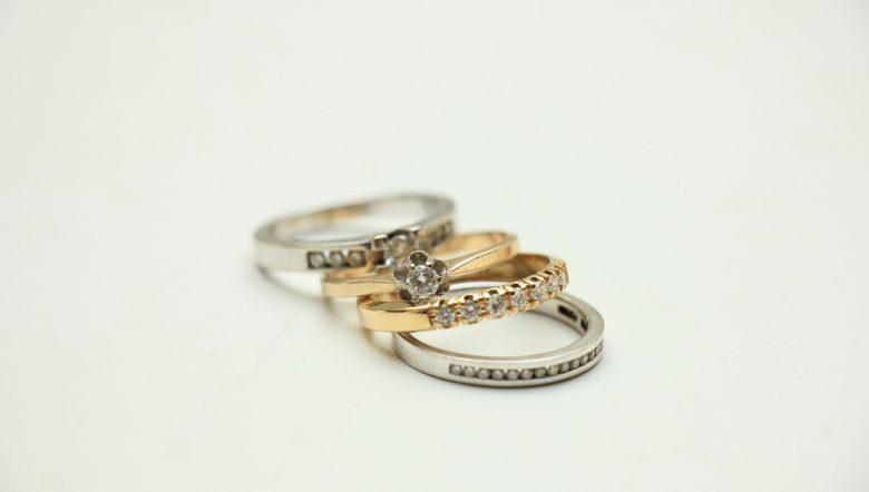 promise ring vintage