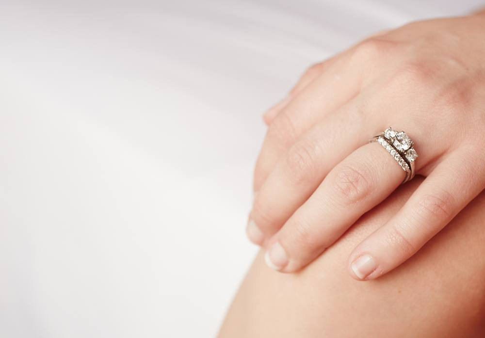 Why Is A Wedding Ring Worn On A Woman's Left Hand?