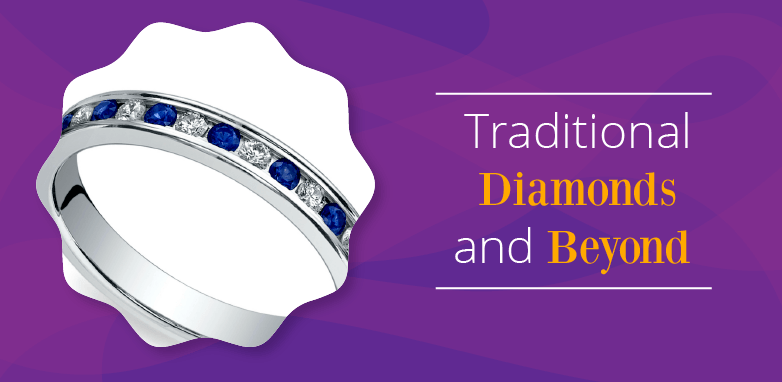 Traditional Diamonds and Beyond