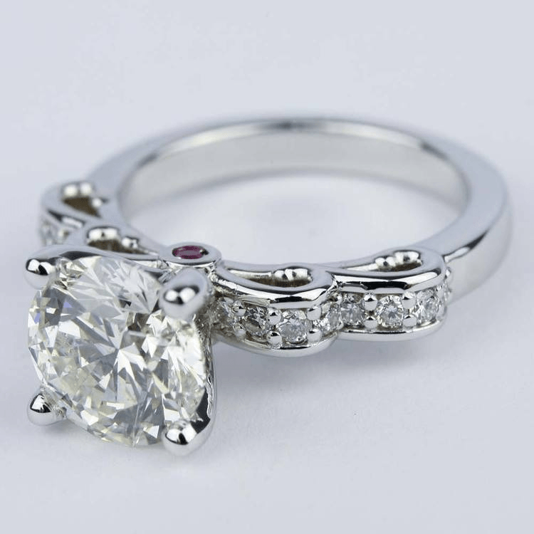 cute engagement rings