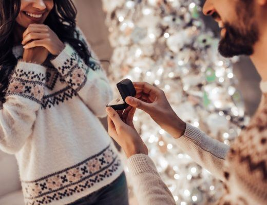 Christmas and New Years Proposal