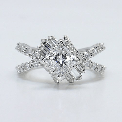christmas engagement rings