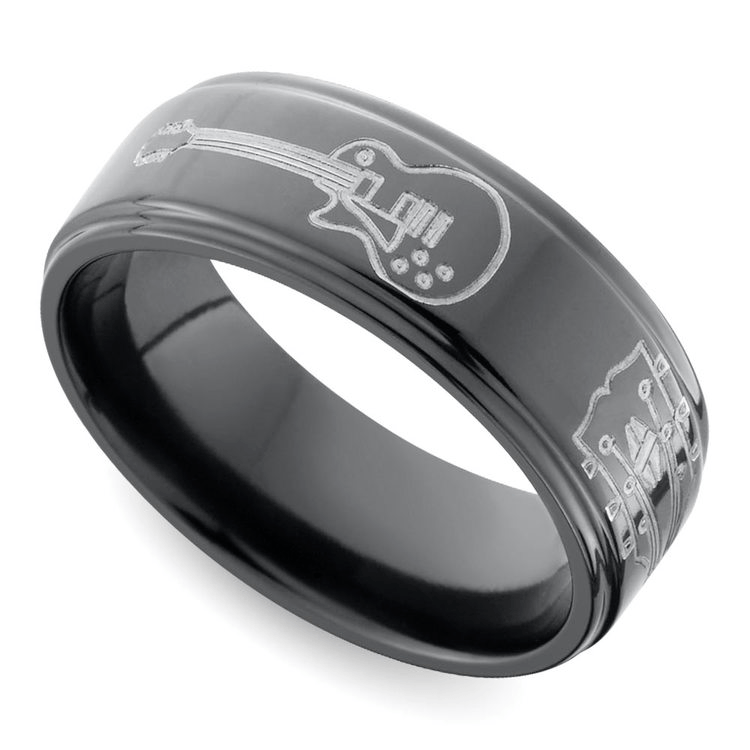 engraving men's wedding rings