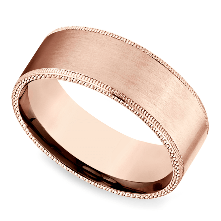 e4356e3260970 Men's Gold Wedding Bands: Yellow, White, or Rose? - The Brilliance ...