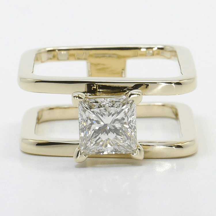 Modern Engagement Rings