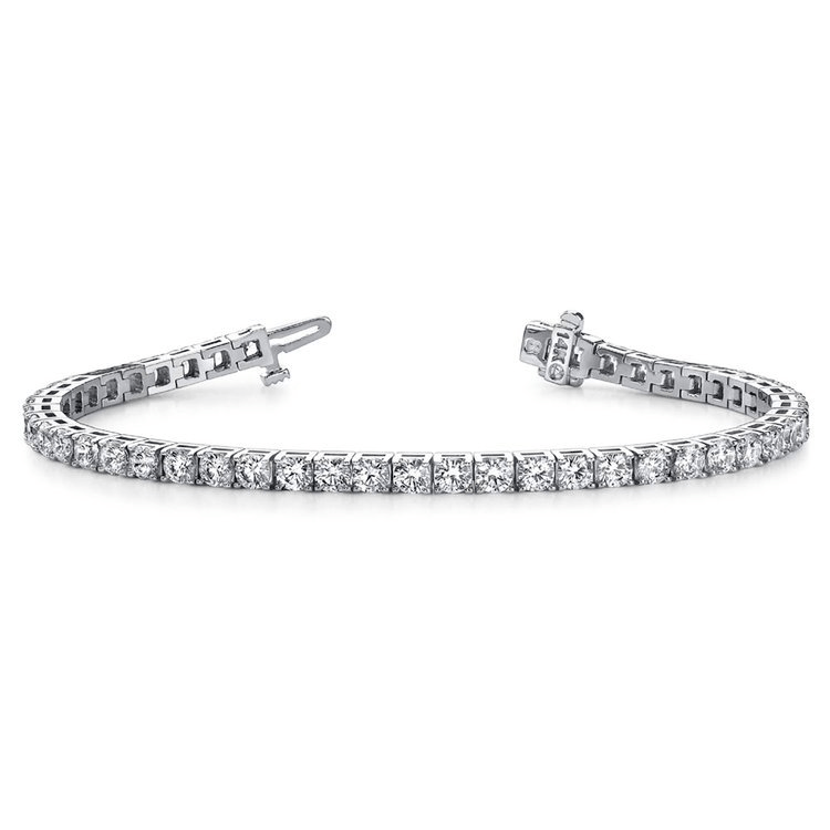 Best Setting for a Diamond Bracelet