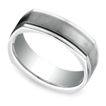 Milgrain Wedding Bands