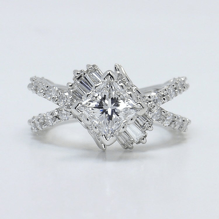 Vintage Statement Diamond Ring
