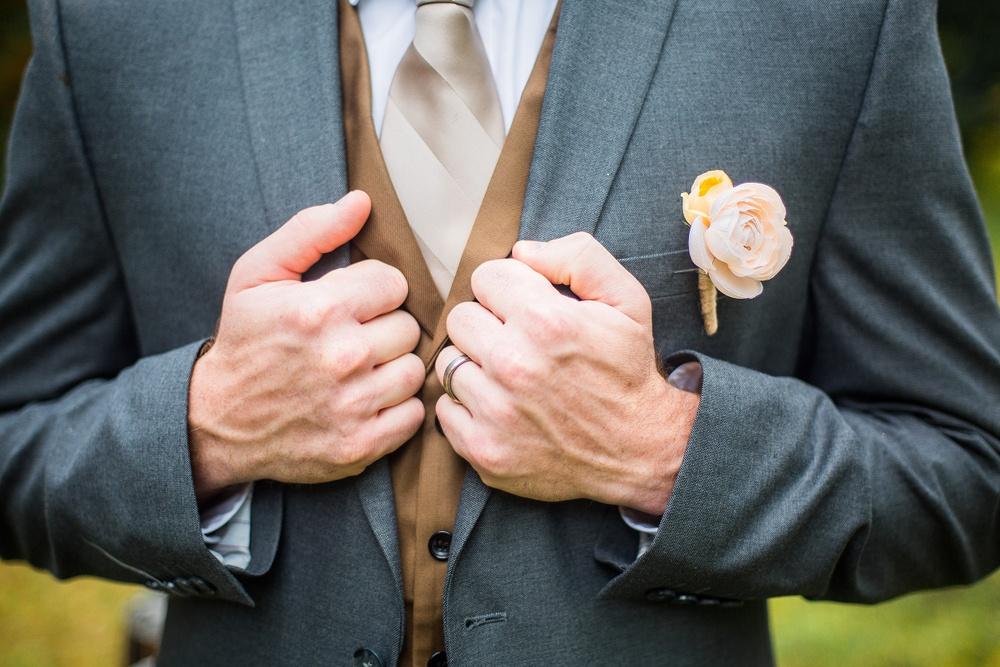 male wedding band