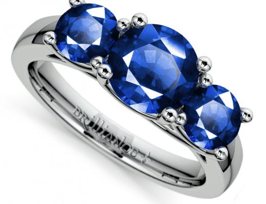 Unique Non Diamond Engagement Rings