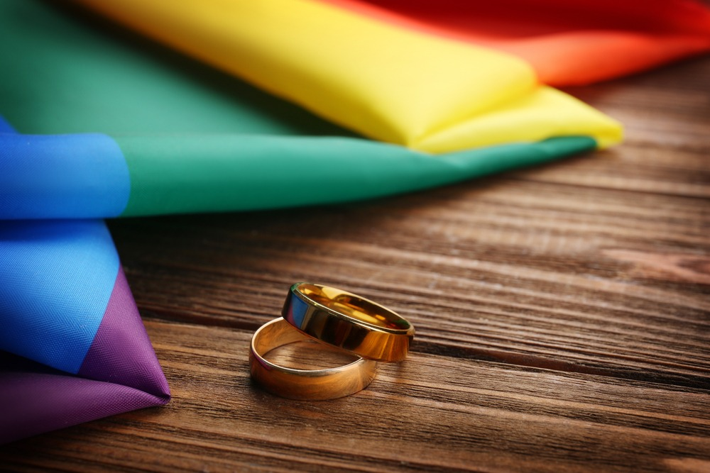 Wedding Rings for LGBT