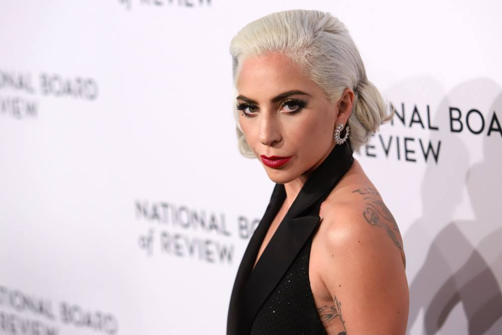 Celebrity jewelry is the one Lady Gaga is wearing